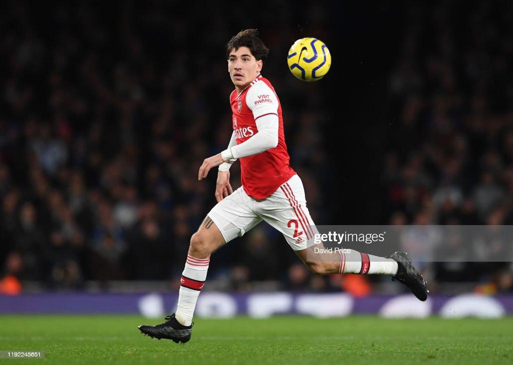 Arsenal FC v Brighton & Hove Albion - Premier League : Nachrichtenfoto