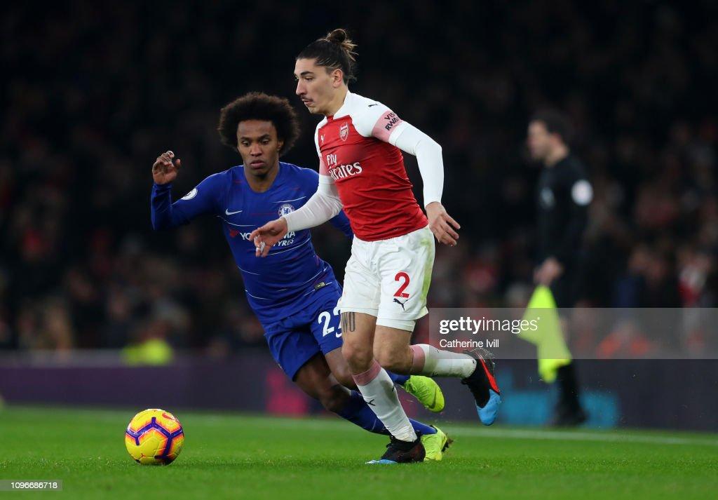 Arsenal FC v Chelsea FC - Premier League : ニュース写真