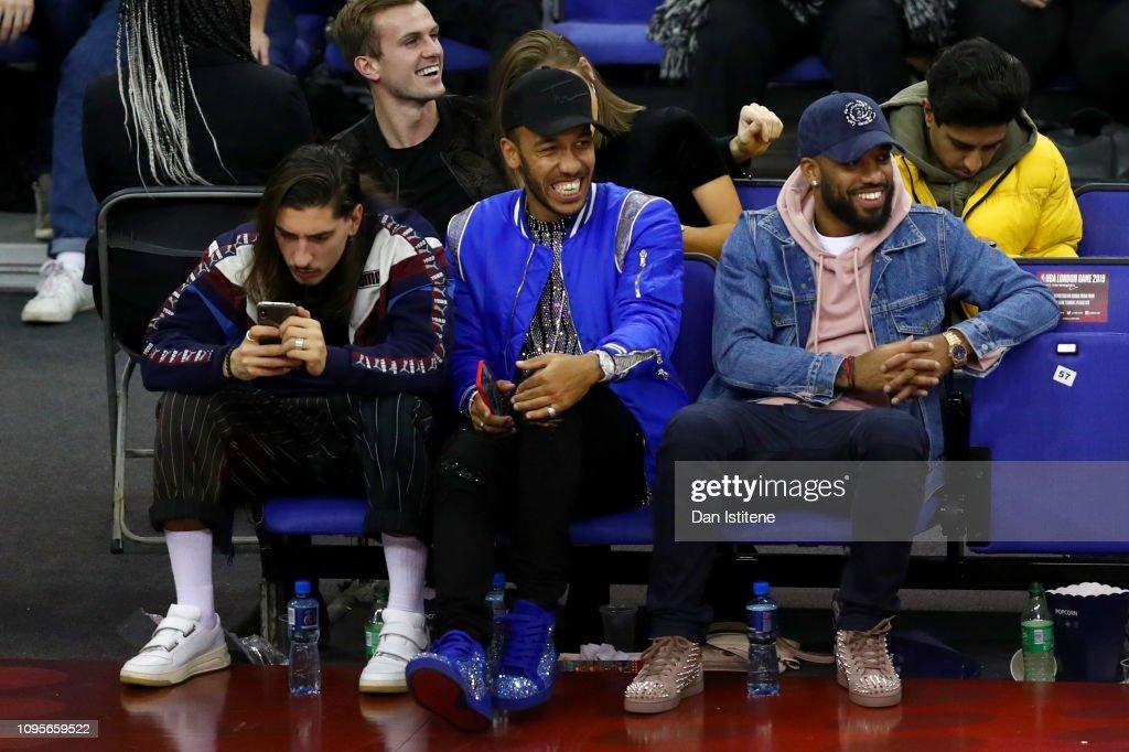 Washington Wizards v New York Knicks : News Photo