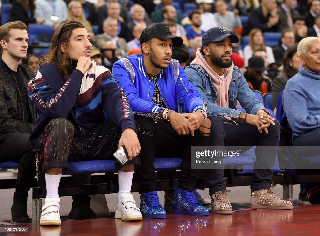 NBA London Game 2019 - Washington Wizards v New York Knicks : News Photo