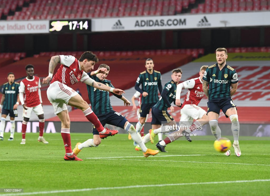 Arsenal v Leeds United - Premier League : News Photo