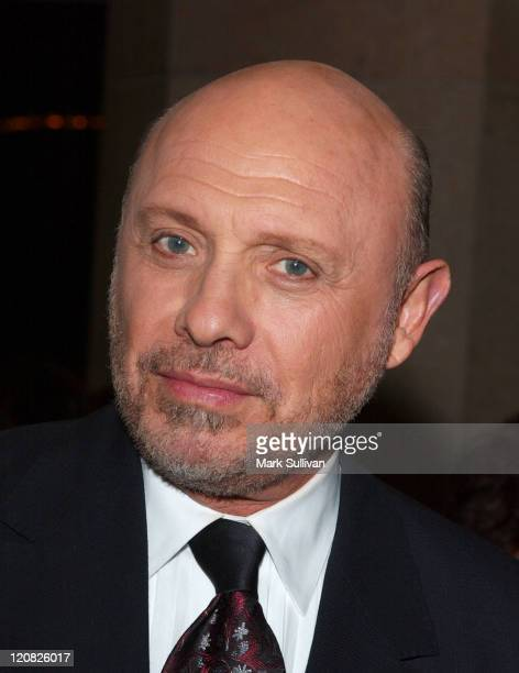 Hector Elizondo during 34th Annual Nosotros Golden Eagle Awards Arrivals at Beverly Hilton Hotel in Beverly Hills California United States