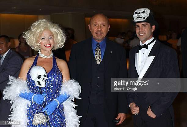 Hector Elizondo during 35th Annual Nosotros Golden Eagle Awards at The Beverly Hilton Hotel in Beverly Hills California United States