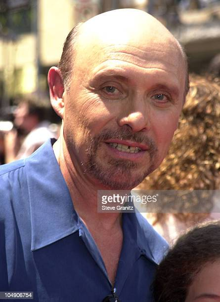 Hector Elizondo during The Princess Diaries Premiere at El Capitan Theatre in Hollywood California United States