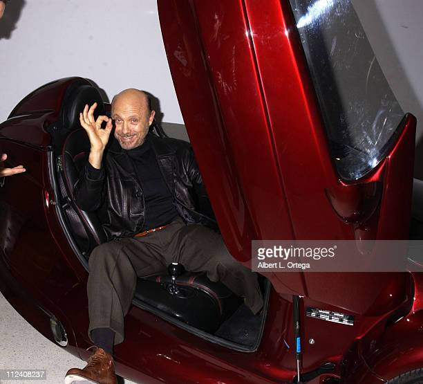 Hector Elizondo during The WIRED Auction to Benefit The Starbright Foundation at The WIRED Auction Gallery in Westwood California United States