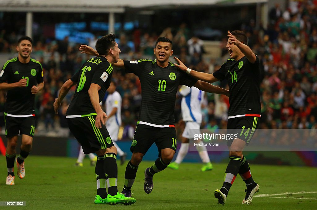 Mexico v El Salvador - FIFA 2018 World Cup Qualifiers