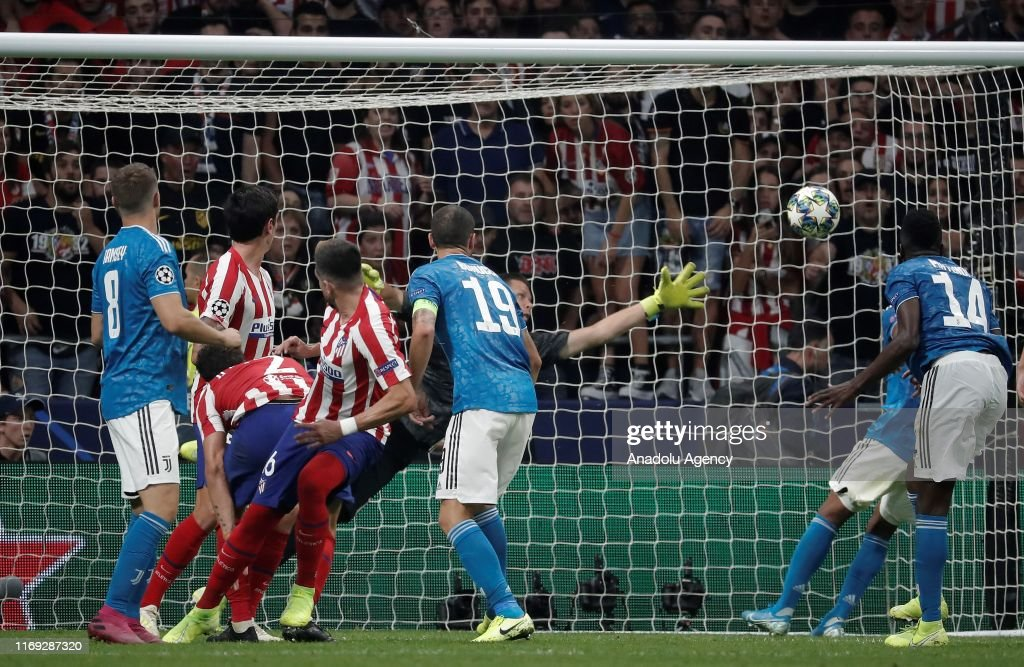 Atletico Madrid v Juventus: UEFA Champions League : News Photo
