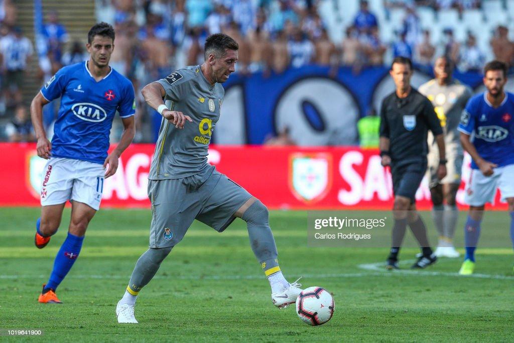 Belenenses v FC Porto - Liga NOS : News Photo