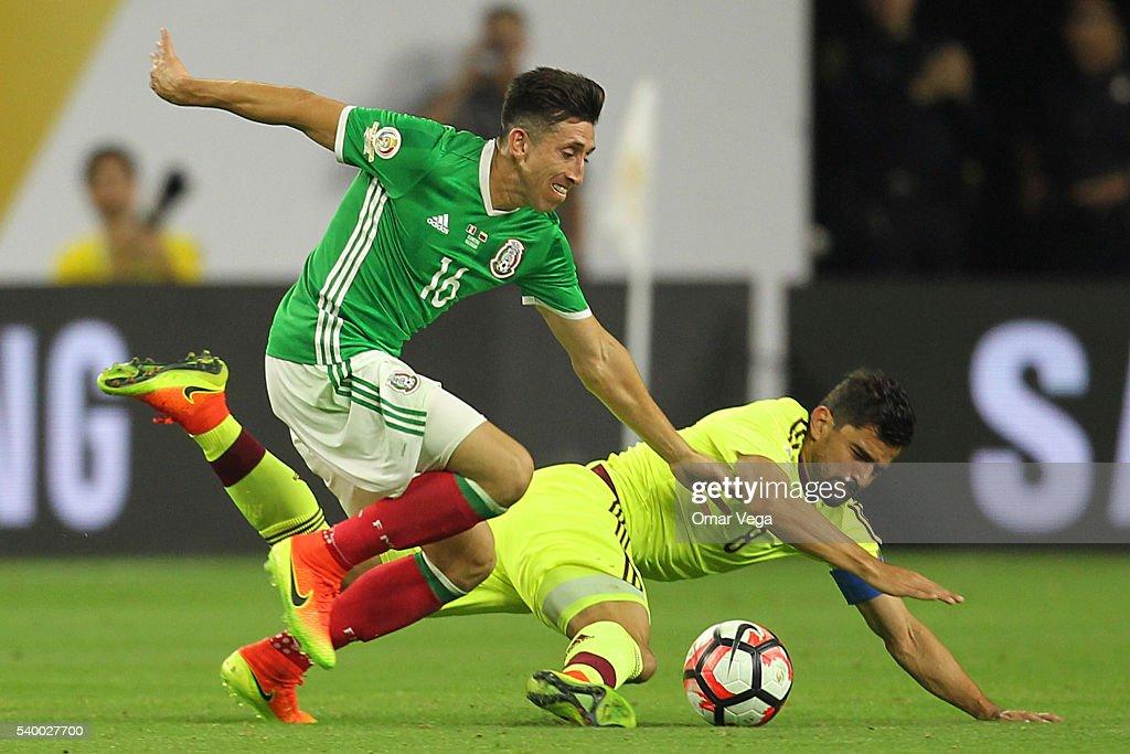 Mexico v Venezuela: Group C - Copa America Centenario : News Photo