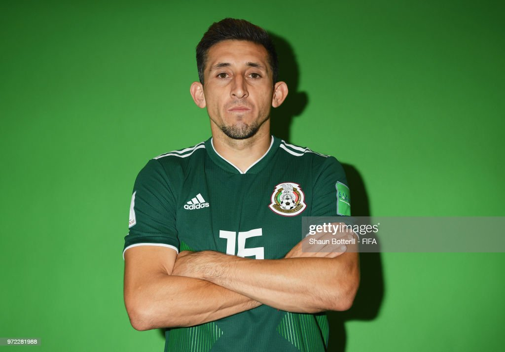 Mexico Portraits - 2018 FIFA World Cup Russia : News Photo