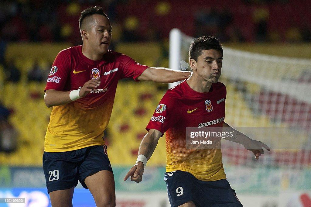 Morelia v Pachuca - Clausura 2013 Liga MX