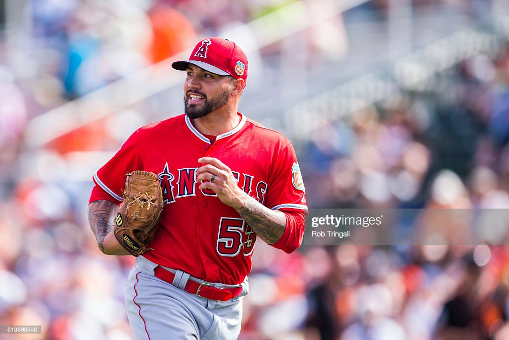 Los Angeles Angels of Anaheim v San Francisco Giants
