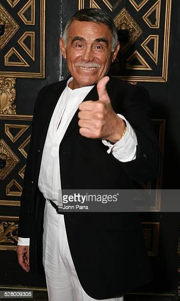 Hector Suarez during Telemundo Celebrates New Production Tierra de Pasiones at The Forge in Miami Beach Florida United States