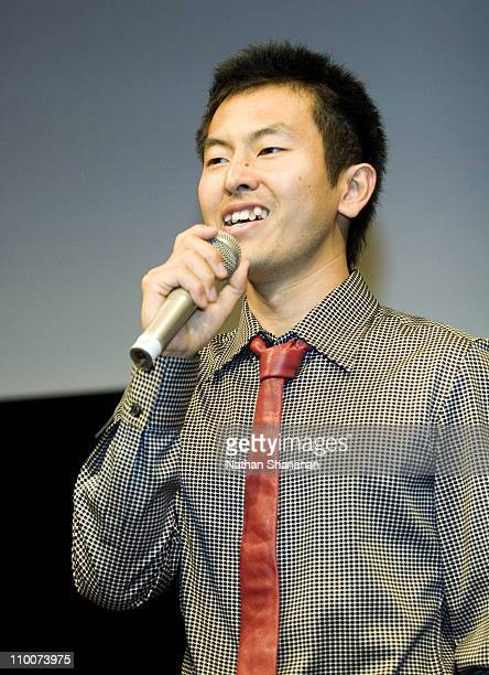 Hedeki Miyazawa Director of the The 14th Tokyo International Lesbian Gay Film Festival