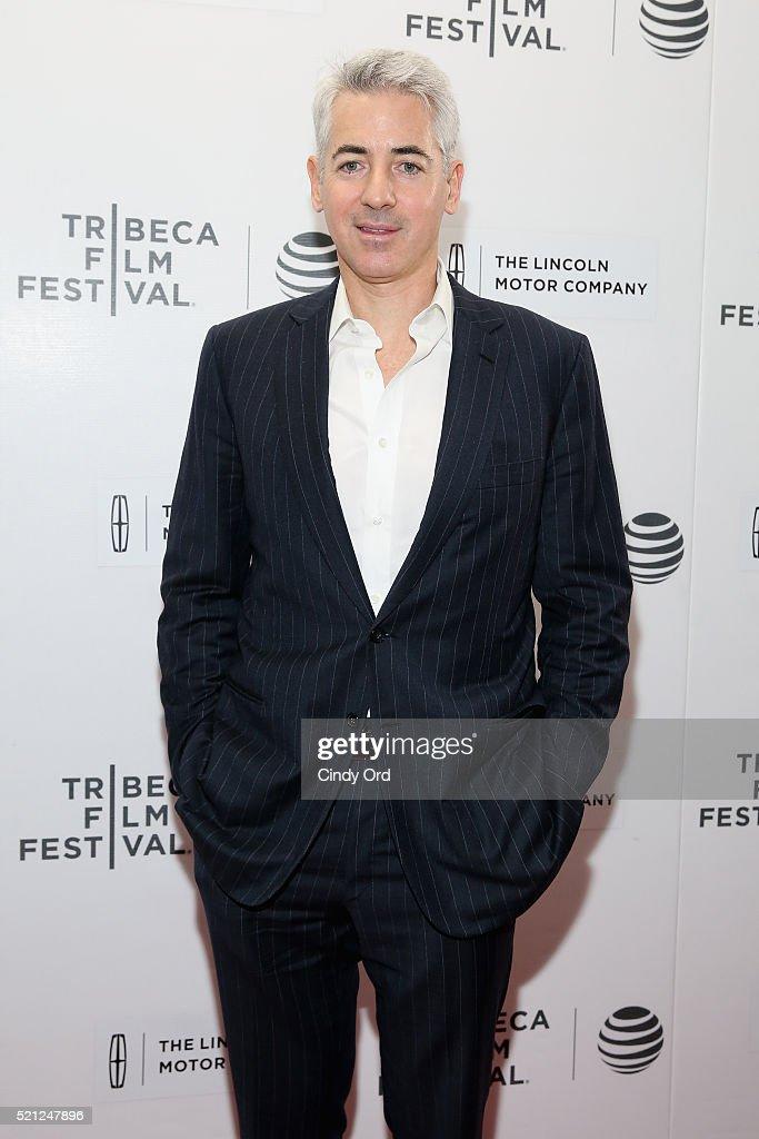 """""""Betting On Zero"""" Premiere - 2016 Tribeca Film Festival"""