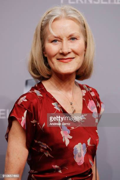 Hedi Kriegeskotte attends the German Television Award at Palladium on January 26 2018 in Cologne Germany