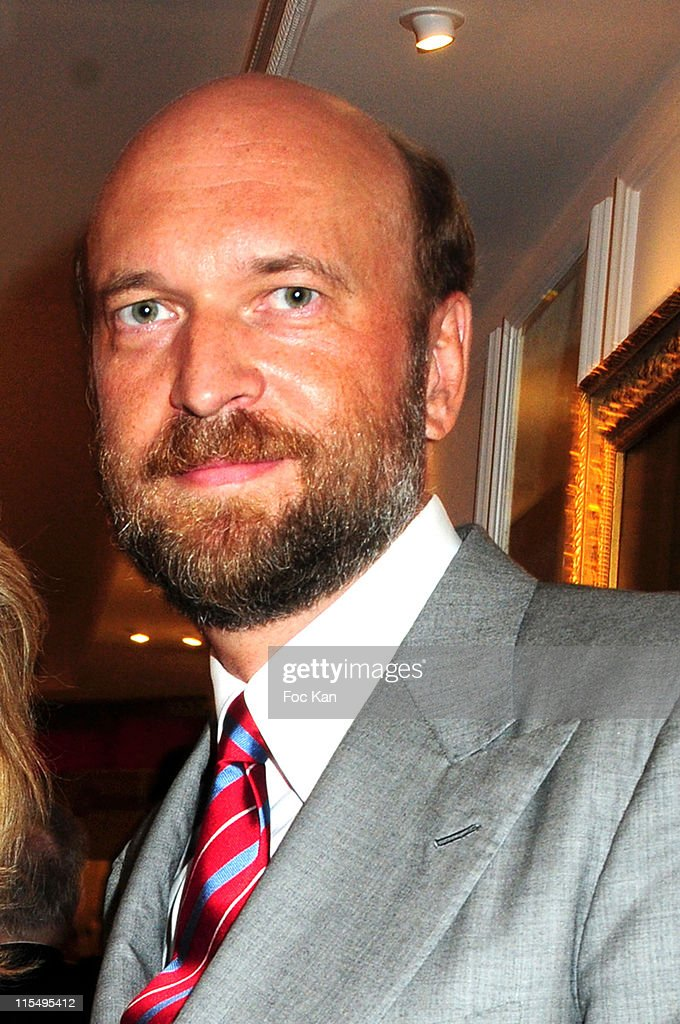 Hediard store owner Sergei Pugachev attends the Hediard Monaco Launch Cocktail at Hediard Store Metropole Center on May 11, 2010 in Monte Carlo, Monaco.