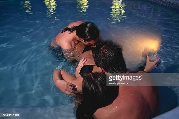 Hedonism II is a pleasureoriented beach resort for adults only circa 1990