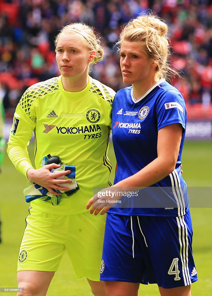 Arsenal Ladies v Chelsea Ladies - SSE Women's FA Cup Final