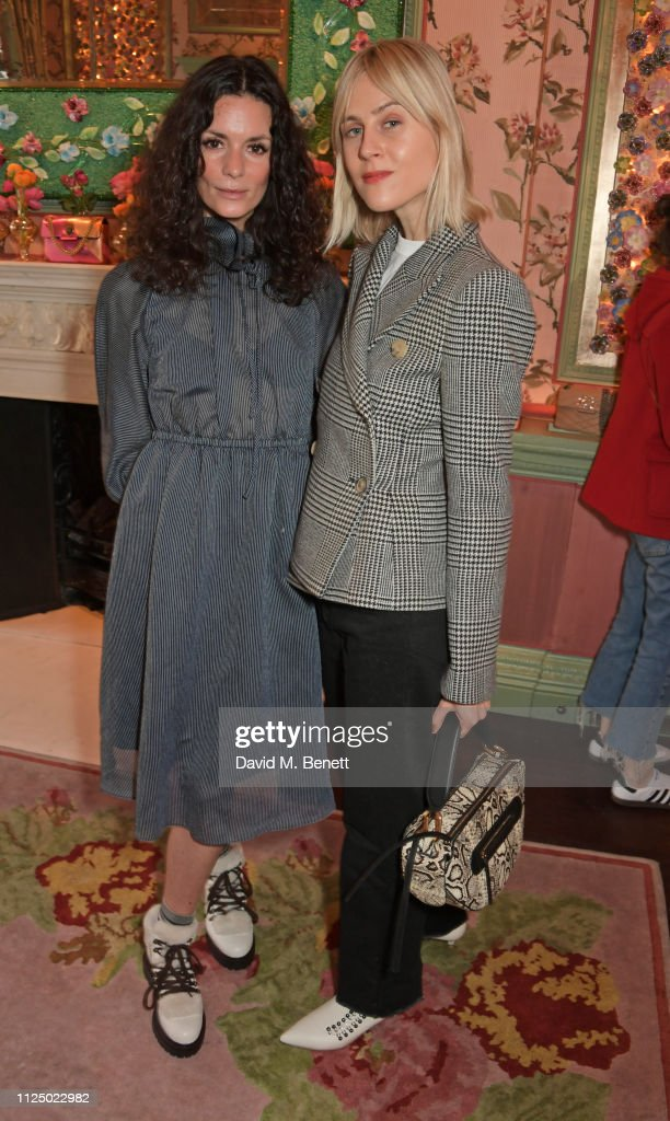 GBR: Kurt Geiger And Susie Lau Celebrate The New Characterful Style Campaign At Annabel's London
