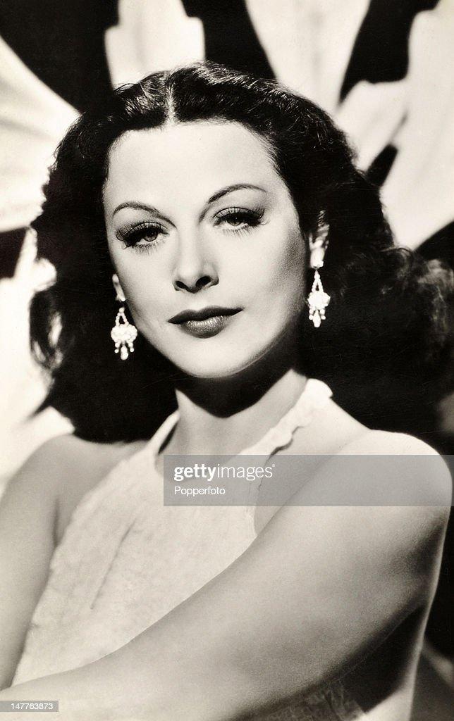 Hedy Lamarr : Fotografía de noticias