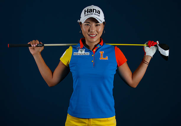 Hee Young Park of South Korea poses for a portrait prior to the Marathon Classic Presented by Owens Corning and OI at Highland Meadows Golf Club on...