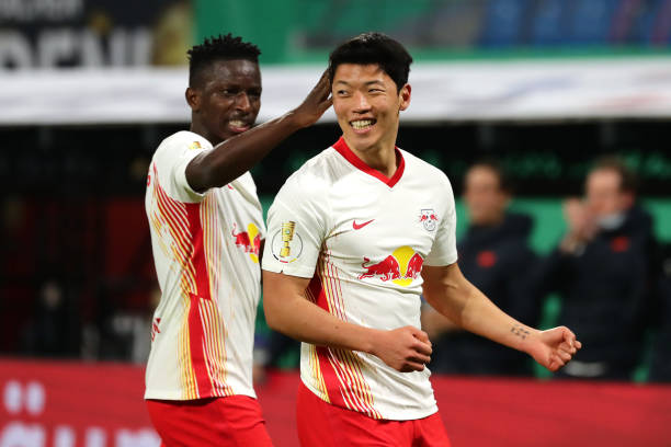 DEU: RB Leipzig v VfL Wolfsburg - DFB Cup: Quarter Final