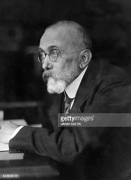 Heffter, Arthur - Pharmacologist, Chemist, Germany*15.06.1859-+ ...