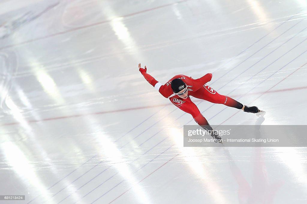 European Speed Skating Championships - Heerenveen Day 3
