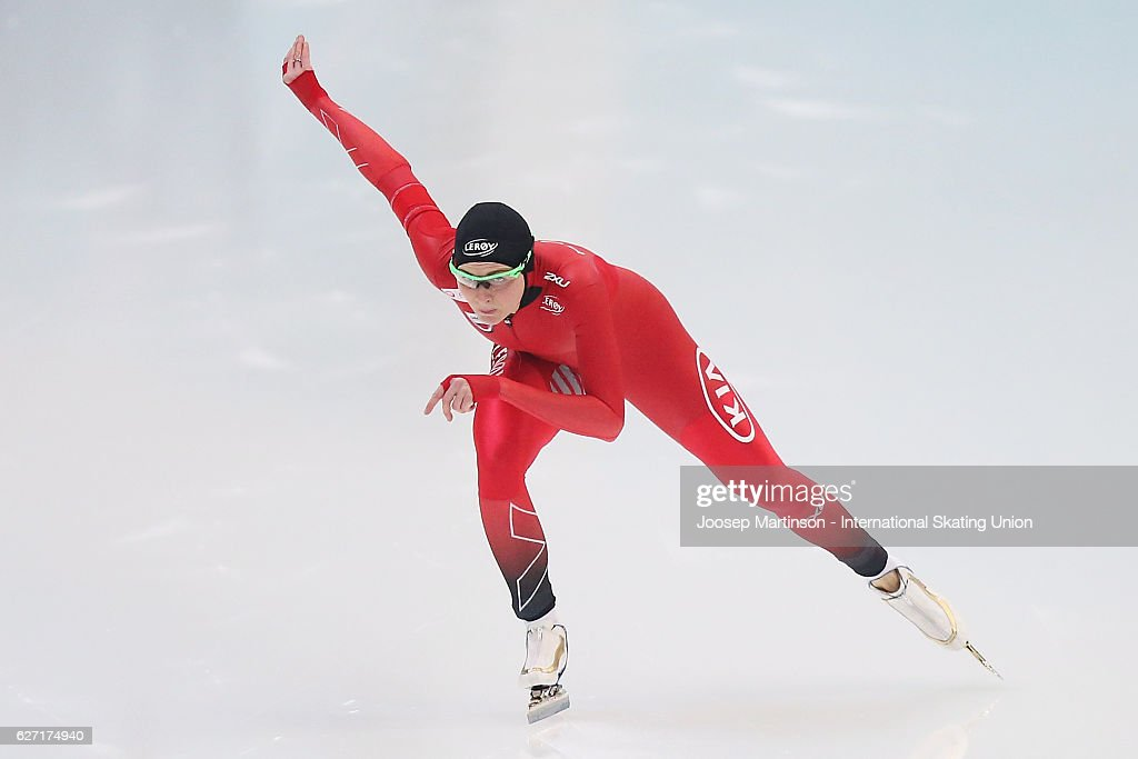 ISU World Cup Speed Skating - Astana Day 1