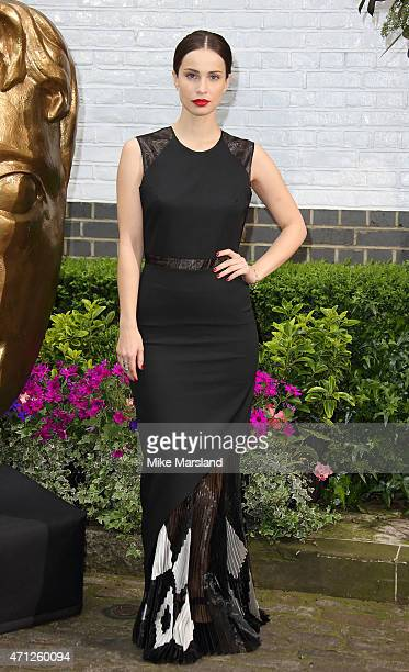 Heida Reed attends the British Academy Television Craft Awards at The Brewery on April 26 2015 in London England