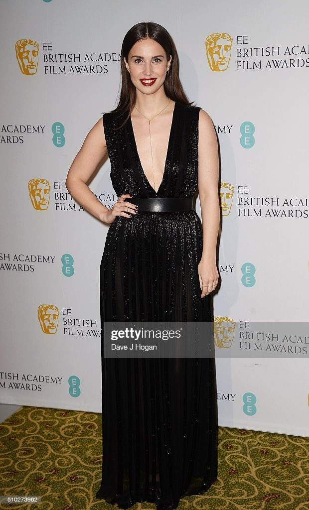 Heida Reed attends the official After Party Dinner for the EE British Academy Film Awards at The Grosvenor House Hotel on February 14, 2016 in London, England.