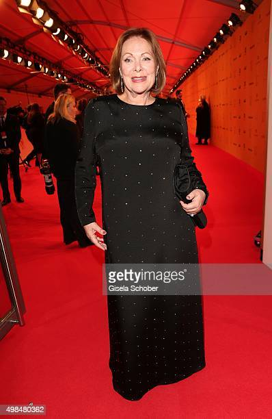 Heide Keller during the Bambi Awards 2015 at Stage Theater on November 12 2015 in Berlin Germany