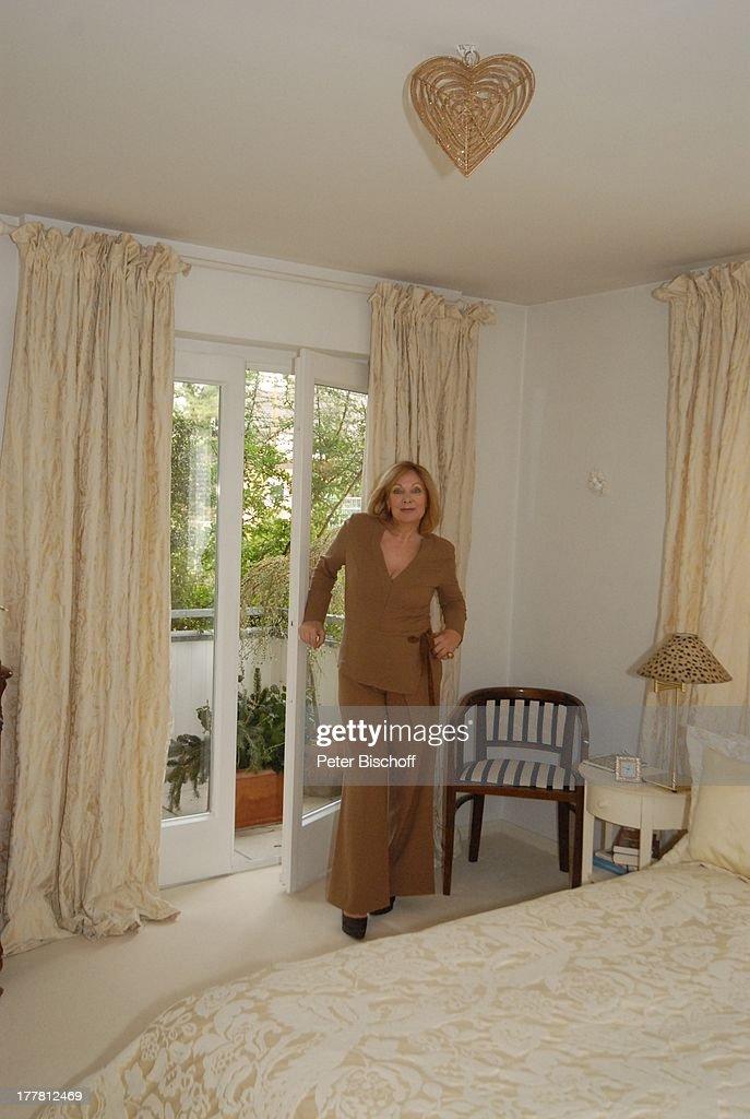 Heide Keller, Homestory, Bad Godesberg / Bonn, Nordrhein Westfalen,  Deutschland,