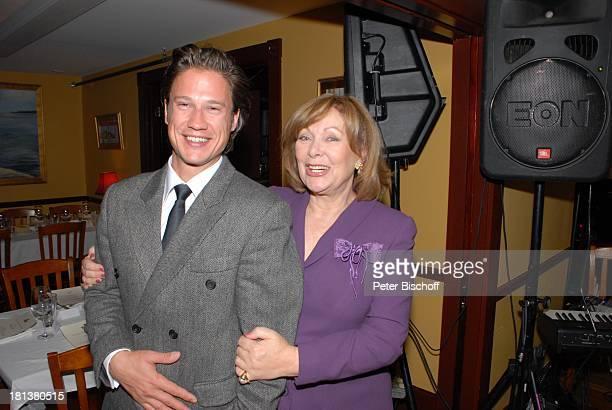 Heide Keller Kristian Kiehling Party zum 70 Geburtstag von Heide Keller neben den Dreharbeiten zur ZDFReihe 'Traumschiff' Folge 62 'Indian Summer'...
