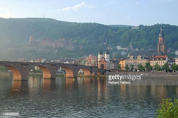 heidelberg altstadt - nuremberg stock pictures, royalty-free photos & images
