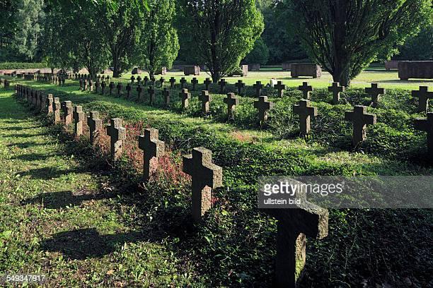 Heidelberg Ehrenfriedhof war cemetery from World War I