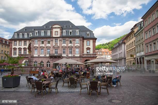 Heidelberg Town Square