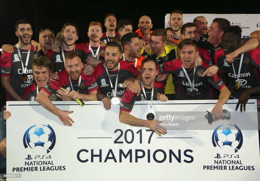 National Premier Leagues Grand Final - Brisbane Strikers v Heidelberg United FC : News Photo