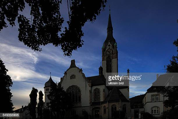 HeidelbergHandschuhsheim Friedenskirche Peace church evangelic church