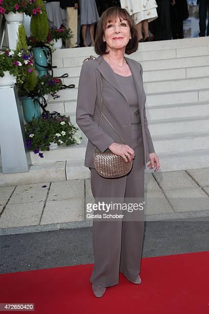 Heidelinde Weiss during the 'Ein Schloss am Woerthersee' 25th anniversary gala on May 8 2015 in Velden Austria