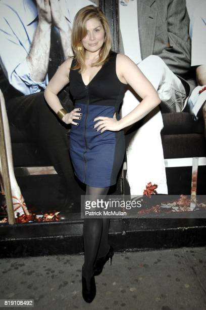 Heidi Blickenstaff attends NEXT FALL Opening Night Arrivals at Helen Hayes Theatre on March 11 2010 in New York City