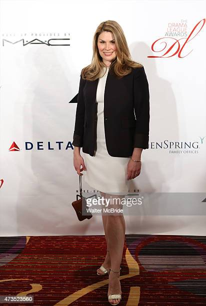 Heidi Blickenstaff attends the 85th Annual Drama League Awards Ceremony and Luncheon at The New York Marriott Marquis on May 15 2015 in New York City