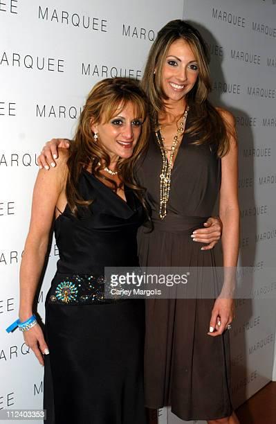 Heidi Bressler and Katrina Campins of The Apprentice
