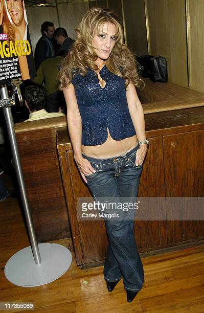 Heidi Bressler during Celebrity Masquerade Life Style Party One Year Anniversary Party Inside at Marquee in New York City New York United States