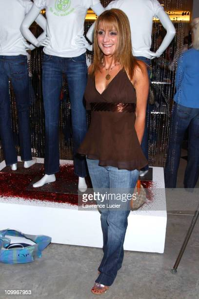 Heidi Bressler during Launch of 7 For All Mankind Holiday Edition Denim Jeans Featuring Swarovski Crystals at Barneys in New York City New York...