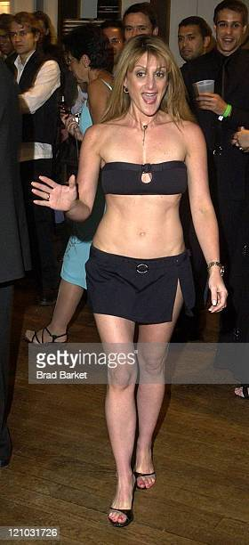 Heidi Bressler during Reality Cares 2004 Philanthropist of the Year at Kenneth Cole Store Rockefeller Plaza in New York New York United States