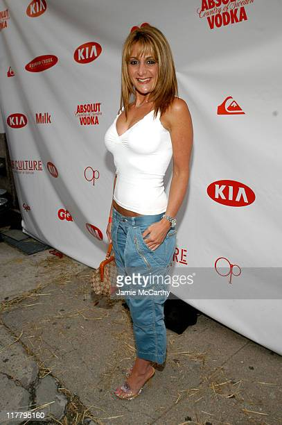 Heidi Bressler during Surf Culture Block Party for The Art History of Surfing Exhibition Presented by KIA Motors at Milk Gallery in New York City New...