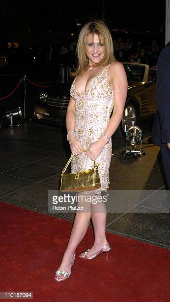 Heidi Bressler during The Apprentice Finale Party at Trump Tower in New York City New York United States