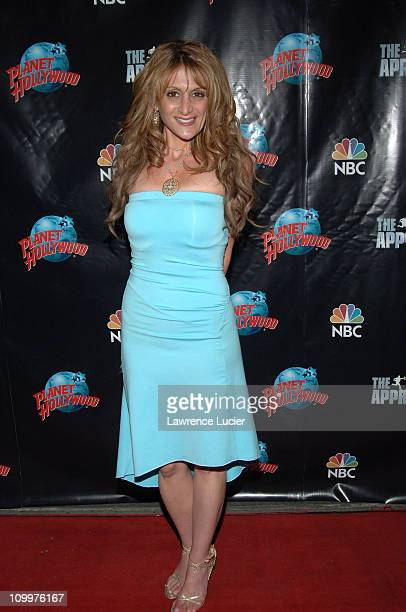 Heidi Bressler during The Apprentice Season 3 Finale After Party at Planet Hollywood in New York City New York United States